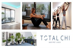 Goli Metghalchi '91 offers total renewal at Total Chi yoga studio in London